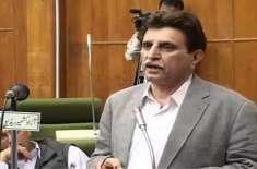 وزیراعظم آزادکشمیر نے کشمیر کو پاکستان سے ملانے والے ٹائیں ڈھلکوٹ ..