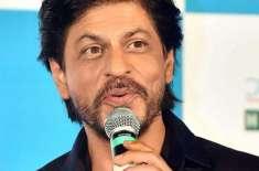 فلم کی شوٹنگ کے دوران حادثہ ، شاہ رخ خان محفوظ رہے