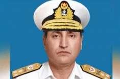 کراچی،ویں مڈ شپ مین اور18ویںشارٹ سروس کمیشن کورس کی پاسنگ آئوٹ پر یڈ