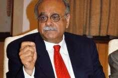 امریکہ نے نجم سیٹھی کے دعوے کی تردید کر دی