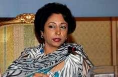 نیویارک میں ملیحہ لودھی کی سیکرٹری جنرل اقوام متحدہ سے الوداعی ملاقات