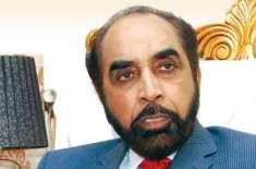 سابق وزیراعظم سے ملنے کی جلدی، صدیق الفاروق سیڑھیوں سے گر گئے