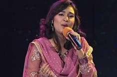 شوبز کی دنیا میں فنکار نہیں ،اسکا فن بولتا ہے 'سارہ رضا خان
