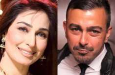 فلمسٹار ریما اور شان طویل عرصے کے بعد ٹی وی کمرشل میں اکٹھے