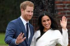 برطانوی شہزادہ ہیری اور میگھن مارکل کے ہاں 2019 میں پہلے بچے کی پیدائش ..