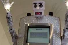 روبوٹ پولیس کے بعد اب پیش ہے روبوٹ پادری