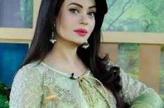 لو میرج کی نسبت ارینج میرج زیادہ کامیاب ہوتی ہے 'اداکارہ سعدیہ امام