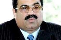 اپوزیشن نے قومی معاملات میں ہمیشہ حکومت کاساتھ دیا،چودھری محمد یٰسین