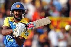 سری لنکن بلے باز چمارا کپوگیدرا فٹنس مسائل کے باعث چیمپئنز ٹرافی سے ..