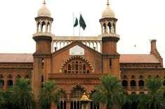 لاہورہائیکورٹ نے توہین عدالت کی درخواست پر سیکرٹری کمیونیکیشن اینڈ ..