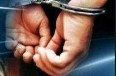 پاکستان تحریک انصاف کے مظاہرین کی وزیر اعلی ٰ ہاؤس جانے کی کوشش،پی ..