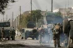 عراقی فوج کی تلعفرمیں داعش کی آخری پناہ گاہ کی طرف پیش قدمی'گھمسان ..