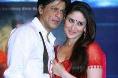 کرینہ کپور7 سال بعد شاہ رخ خان کی ہیروئن بنیں گی
