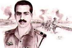 میجر شبیر شریف شہید(نشان حیدر) کا 47 واں یوم شہادت کل منایا جائیگا