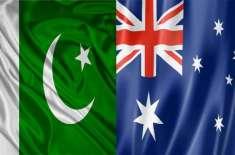 پاکستان اور آسٹریلیا کے درمیان پانی، خوراک اور توانائی کے تحفظ سے ..