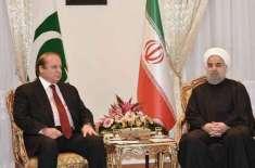 پاکستان نے اسلامی اتحادی فوج میں ایران کی شمولیت کیلئے کوششوں کا آغاز ..