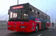 ملتان کی سپیڈو بس میں سفر کے لیے کارڈ کی شرط ختم کر دی گئی