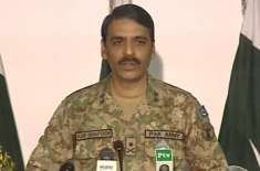 Pakistan ready for war, DG ISPR maj gen asif ghafoor