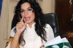 اداکارہ میرا بھی پاناما کیس کے فیصلے کی منتظر