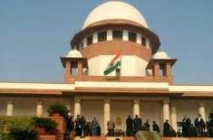 بھارتی سپریم کورٹ کا مقبوضہ کشمیر میں حالات معمول پر لانے کا حکم