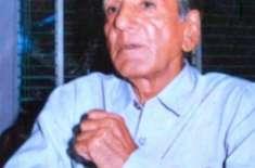 شاعر ، نغمہ نگار سیف الدین سیف کی 22ویں برسی منائی گئی