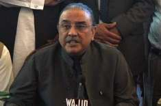 No planes of election boycott: Asif Zardari