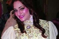 مہک نور نے پشتو فلم ''کشر خان لوفر دے ''میں اپنے حصے کا کام مکمل کروا ..