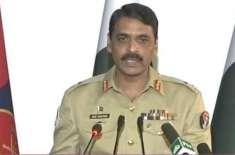 پاکستان کے خلاف امریکی ایکشن ہوا تو جواب عوام کی امنگوں کے مطابق دیا ..