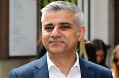 لندن کے میئر صادق خان نے مسئلہ کشمیر کے سلسلہ میں ہونے والی بھارت مخالف ..