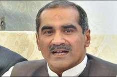 مریم نواز کیلئے وزارت عظمیٰ کی بات کرنا قبل ازوقت ہے: سعد رفیق
