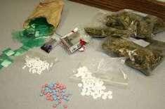 پشاورپولیس نے منشیات سمگل کرنے کی کوشش ناکام بنادی،45کلوچرس برآمد،ملزم ..