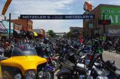 سٹورجس موٹر سائیکل ریلی، جس میں ہر سال 5 لاکھ سے زیادہ افراد شرکت کرتے ..