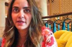 اداکارہ نادیہ خان کی جانب سے ہالی وڈ کے اداکار پر ان کی بیٹی کو تشدد ..