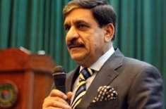 قومی سلامتی کے مشیر جنرل (ر) ناصر جنجوعہ نے اپنے عہدے سے استعفیٰ دے دیا