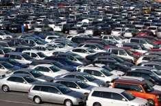 رواں مالی سال کے دوران کاروں کی فروخت میں3731 یونٹس کااضافہ