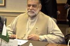 سابق وزیراعظم میر ظفر اللہ خان جمالی کے پولیٹیکل سیکرٹری اور سابق رکن ..