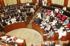 سندھ اسملبی نے نیب آرڈیننس کی منسوخی کا بل منظور کر لیا