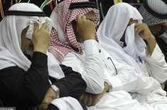 سعودی شہزادہ طلال بن سعود بن عبدالعزیز انتقال کر گئے