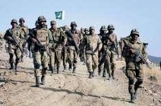 مغربی سرحد کے ساتھ تعینات فوج کو پاک بھارت سرحد پر لگانے کا اعلان