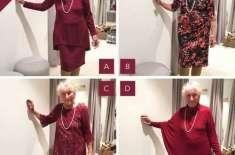 93 سالہ دلہن نے شادی کا لباس پسند کرنے کے لیے انٹرنیٹ سے مدد مانگ لی