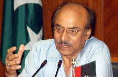 اپوزیشن کو متحدکرنے کی کوششیں جمہوریت کی مضبوطی کے لیے ہیں ،نثار احمد ..