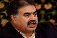 بلوچستان اسمبلی میں قائد ایوان کے انتخاب کے دوران سابق وزیراعلیٰ نواب ..