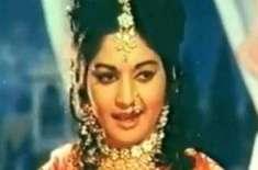 ماضی کی خوبرو فلمی اداکارہ رانی کی24ویں برسی 27 مئی کومنائی جائے گی