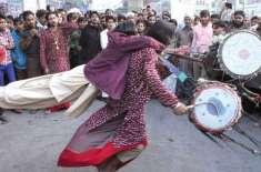 باغ'حضرت پیر مانجھی شہید کا سالانہ عرس مبارک 2جولائی کو ہو گا