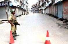 تنازعہ کشمیرکا فوجی حل ممکن نہیں، بھارتی رہنمائوں اور فوجی قیادت کے ..