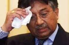 مشرف غداری کیس:اقتدار پر قبضے سے سزائے موت تک