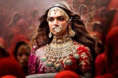 فلم ''پدماوت''کا مجموعی طور پر 300 کروڑ روپے سے زائد کا بزنس