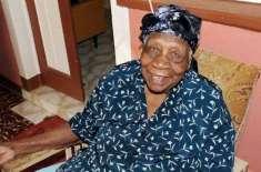 دنیا کی سب سے عمر رسیدہ 117 سالہ  عورت کو تعلق جمیکا  سے ہے