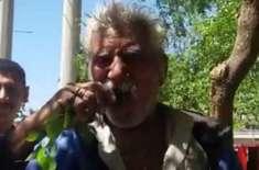 25 سالوں سے درخت کی چھال اور پتے کھانے والا پاکستانی آج تک بیمار نہیں ..