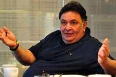 حمائمہ ملک،جنید خان کا رشی کپور کی موت پر دکھ کا اظہار